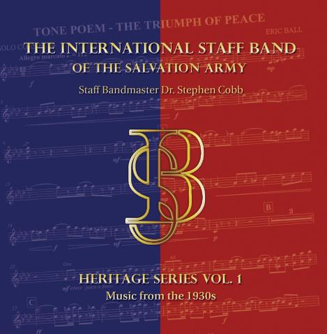 Heritage Series Volume 1 - 1930s CD Cover