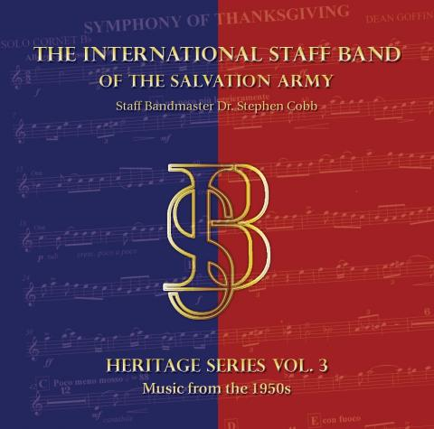 Heritage Series Volume 3 - 1950s CD Cover