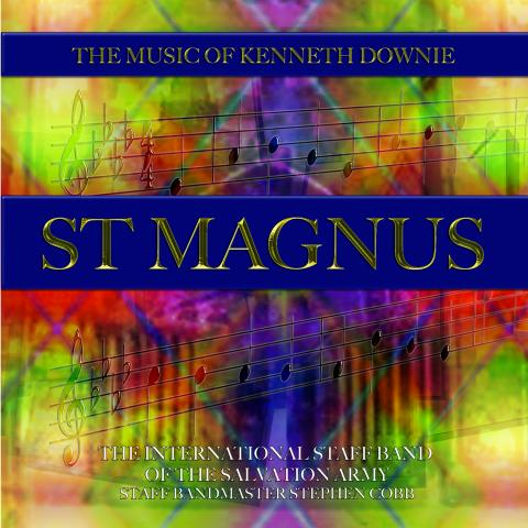 St Magnus Album Cover