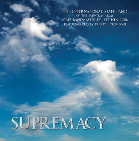 Supremacy CD Cover