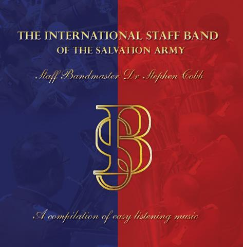The ISB Compilation CD Cover