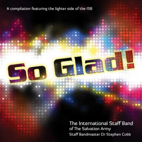 So Glad! CD Cover