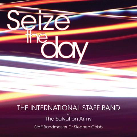 Sieze the Day album cover