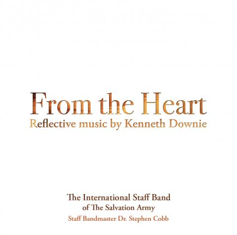 From the Heart CD Cover